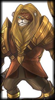 Emptylord Rengar Gladiator