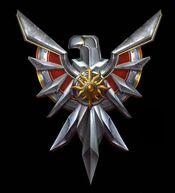 Iron Solari Crest