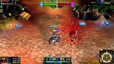 Battlecast Prime Cho'gath League of Legends Skin Spotlight