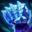 Iceborn Gauntlet item