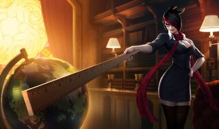 Fiora HeadmistressSkin