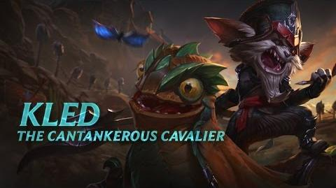 Kled/Strategy