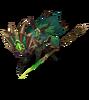 Pantheon Dragonslayer (Emerald)