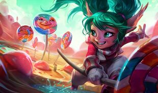 Poppy LollipoppySkin