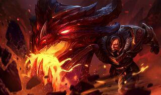 Braum DragonslayerSkin