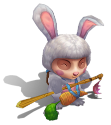 Teemo Cottontail (Base)