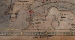 Kalamanda Map 01