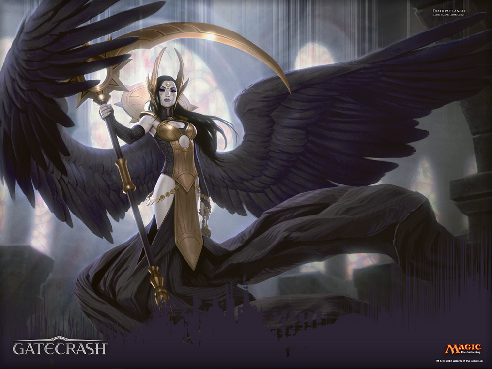 Psykolog Deathpact Angel
