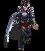 Diana LunarGoddess (Obsidian)