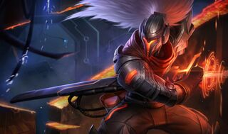 Yasuo PROJECTSkin