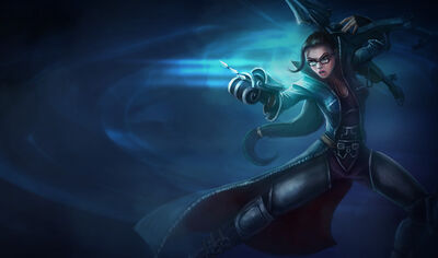 Vayne VindicatorSkin old2