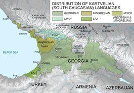 Kartevelian languages