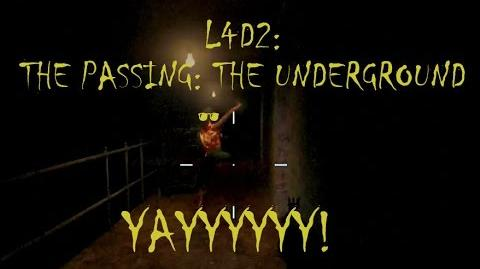 Left 4 Dead 2 The Passing - The Underground Gameplay Walkthrough Playthrough