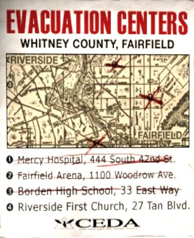 File:Sign evacuation notice centers.jpg