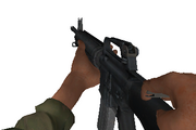 Assault Rifle Cocking Animation