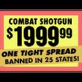 Sign gunshop combatshot