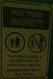 Ride Safety