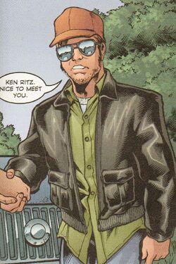 Ken Ritz comic