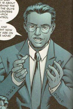 Dirk Burton comic