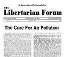 The Libertarian Forum