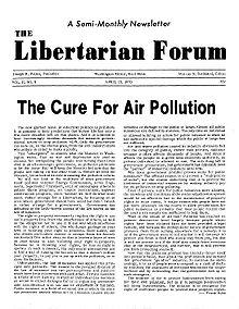 Libertarian fourm
