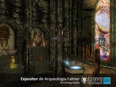 Expositor de Arquelogia falmer