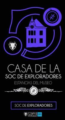 Casa Sociedad de Exploradores