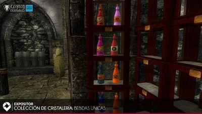 Colección de Cristaleria - Bebidas