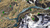 North windcaller pass world map