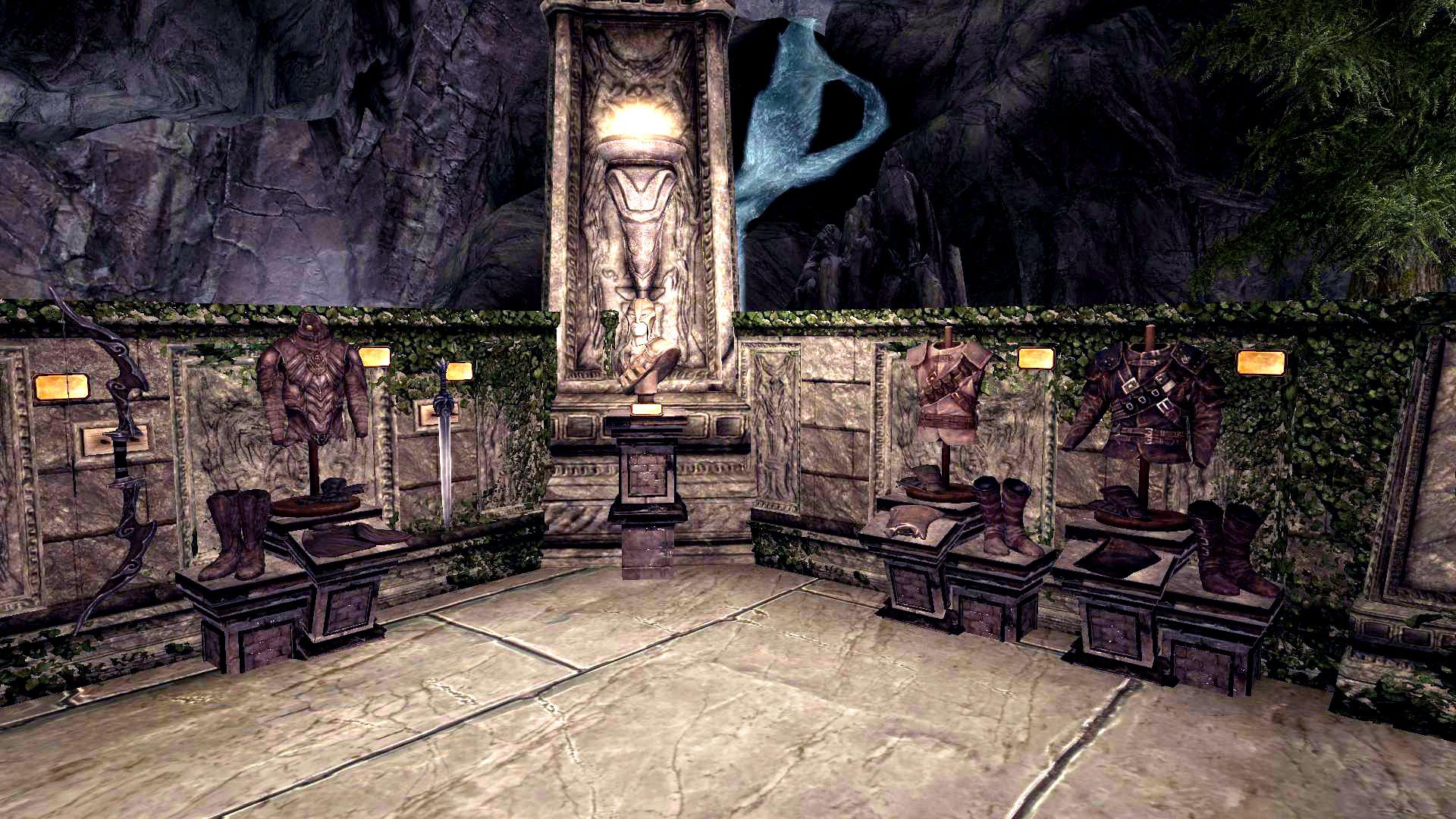 Hidden Treasury Legacy Of The Dragonborn Fandom | HD
