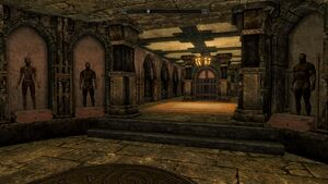 Lower armory
