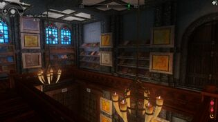Library third floor 4