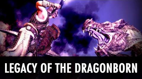 Skyrim Mod Legacy of the Dragonborn - Completionist (2 2)