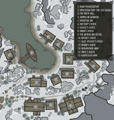 Dawnstar city map