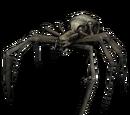 Demon spiders