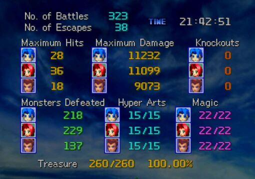 100% Treasure
