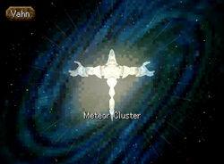 Meteor cluster 9