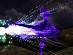 Lightning Arrow 3