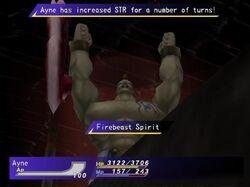 Firebeast Spirit 4