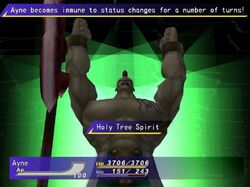 Holy tree spirit 4