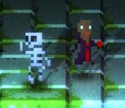 Skeleton Glove skeleton