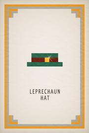 Leprechaun Hat Card
