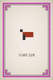 Flare Gun Card