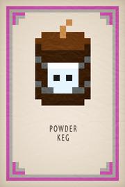 Powder Keg Card