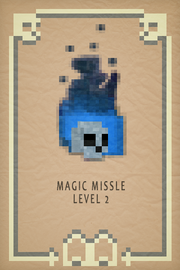 Magic Missle lvl 2