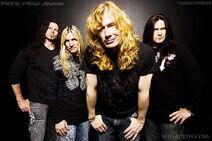 Megadeth 2008