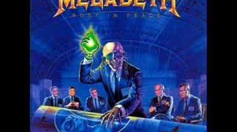 Megadeth-Holy Wars...The Punishment Due(Studio Version)