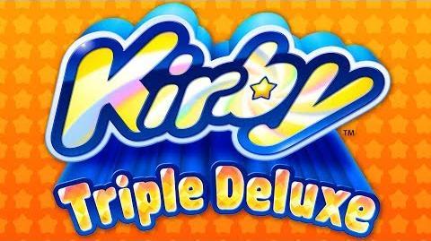 Moonstruck Blossom ~ Kirby Triple Deluxe