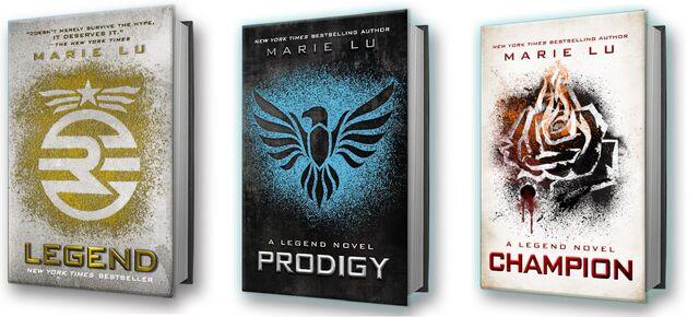 File:Legend Series Book Covers.jpg