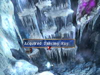 Dancing Ray Chest